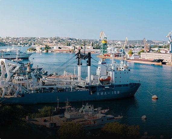 Круизы из Севастополя