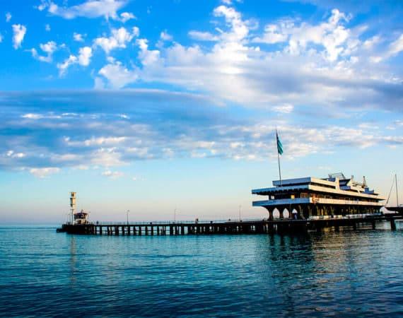 В 2020 году лайнер Князь Владимир зайдет в Абхазию